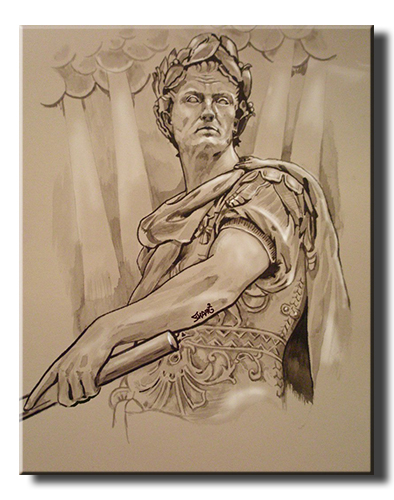 character sketches of julius caesar Best answer: here is the character sketch of mark antony:- mark antony, in the play the tragedy of julius caesar, was a brave, intelligent, pleasure-loving, and cunning man he was loyal to his friend, caesar, whom he considered a true friend.