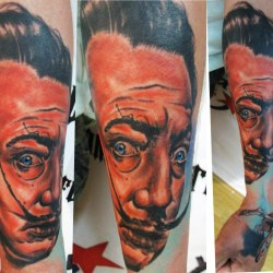 Автор Алексей Casper Tattoo Collective