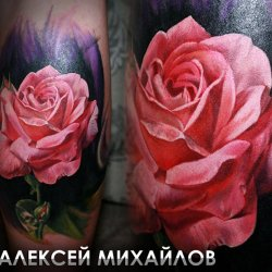 Алексей Михайлов, тату салон екатеринбург, тату екатеринбург, how to tattoo, tattooing, как делают тату, realistic