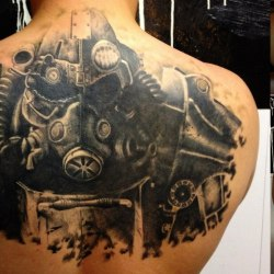Fallout cover-up 8 sessions